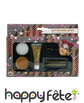 Kit de maquillage à paillettes, image 2