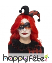Kit de maquillage arlequin