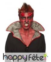 Kit de maquillage diable pour adulte