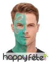Kit de maquillage extra-terrestre pour adulte, image 2