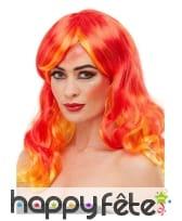 Kit de maquillage flamme pour femme