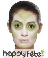 Kit de maquillage jour des morts girly, image 3
