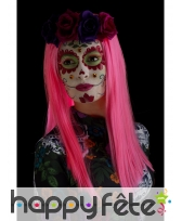 Kit de maquillage jour des morts girly, image 5