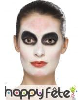 Kit de maquillage jour des morts glamour, image 3