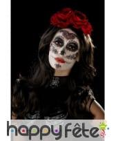 Kit de maquillage jour des morts glamour, image 5