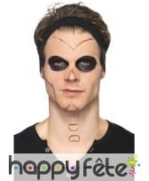 Kit de maquillage jour des morts néon UV, image 1