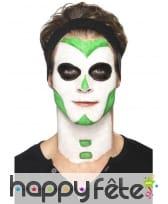 Kit de maquillage jour des morts néon UV, image 2