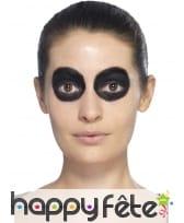 Kit de maquillage jour des morts néon UV, image 8