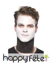 Kit de maquillage jour des morts pour homme, image 1