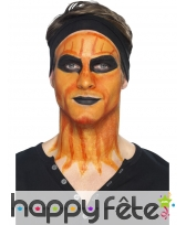 Kit de maquillage orange et latex, image 3