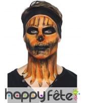 Kit de maquillage orange et latex, image 4