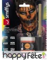 Kit de maquillage orange et latex, image 6