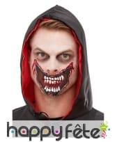 Kit de maquillage pour bouche découpée, adulte