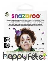 Kit de maquillage pour devenir un petit clown