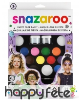 Kit de maquillage pour enfants, Snazaroo