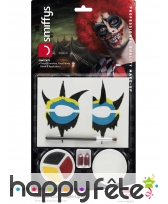 Kit de maquillage twisty le clown, image 6