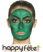 Kit de maquillage vert au latex, image 10