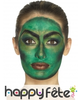 Kit de maquillage vert au latex, image 11