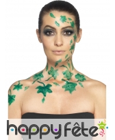 Kit de maquillage vert au latex, image 2