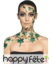 Kit de maquillage vert au latex, image 3