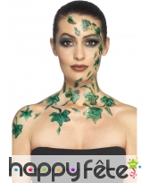 Kit de maquillage vert au latex, image 4