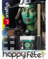 Kit de maquillage vert au latex, image 6