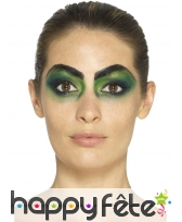 Kit de maquillage vert au latex, image 8