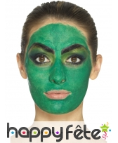 Kit de maquillage vert au latex, image 9