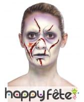 Kit de maquillage zombie, image 13