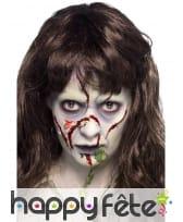 Kit de maquillage zombie, image 14