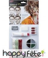 Kit de maquillage zombie, image 15