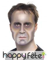 Kit de maquillage zombie, image 2