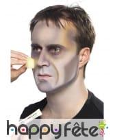 Kit de maquillage zombie, image 3