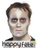 Kit de maquillage zombie, image 4