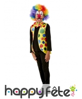 Kit de petit clown multicolore, image 1