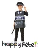 Kit de policier pour enfant
