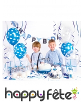 Kit décoratif pour anniversaire de petit pilote, image 1