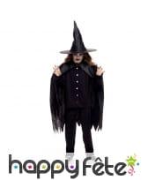 Kit de sorcière noire pour enfant