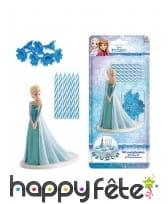 Kit Elsa de décoration de gâteau, image 1