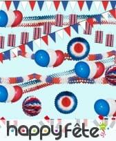 Kit France de décorations