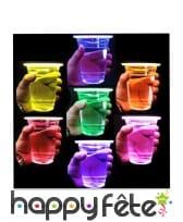Kit lumineux jeux de beer pong, image 2