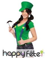 Kit Luigi pour femme