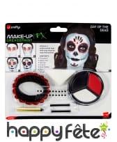 Kit maquillage du jour des morts, image 5