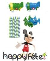 Kit Mickey de décoration de gâteau