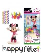 Kit Minnie Mouse de décoration de gâteau, image 1