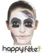Kit maquillage poupée de porcelaine, image 4