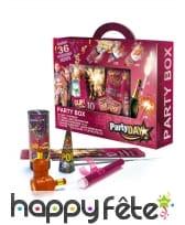 Kit Partybox de 36 pièces