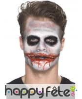 Kit pour maquillage de clown tueur, image 4