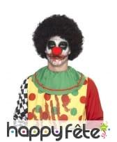 Kit pour maquillage de clown tueur