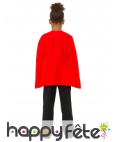 Kit rouge de super héros musclé pour enfant, image 2